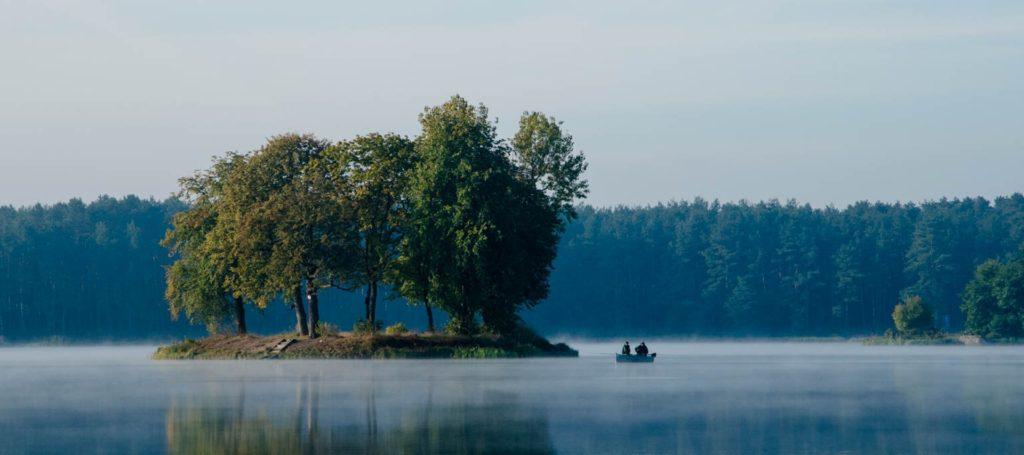 Fishing is meditation